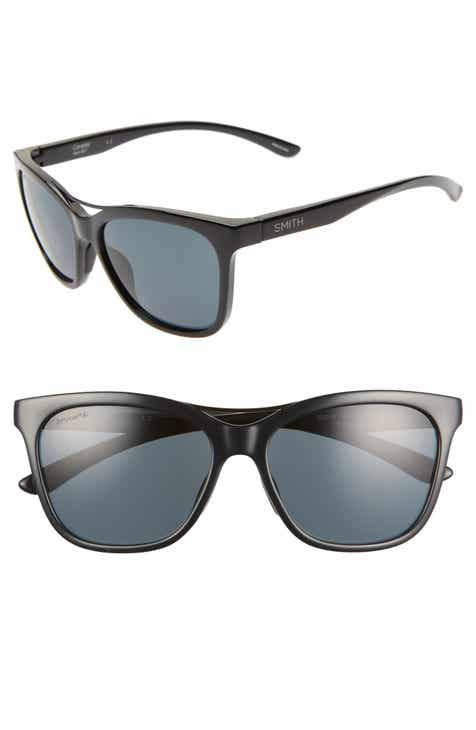 8ef5807d5dd3d Smith Cavalier 55mm ChromaPop™ Polarized Cat Eye Sunglasses