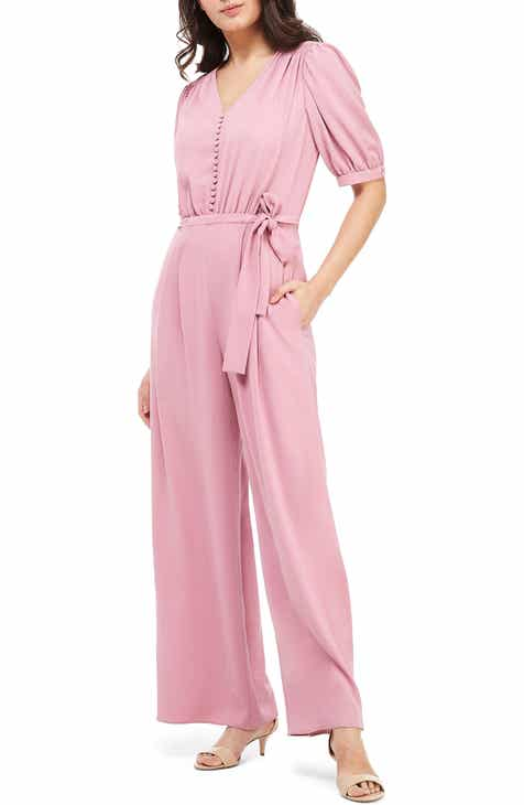 7dc6ad7eac87 Gal Meets Glam Collection Gabriella Button Bodice Jumpsuit