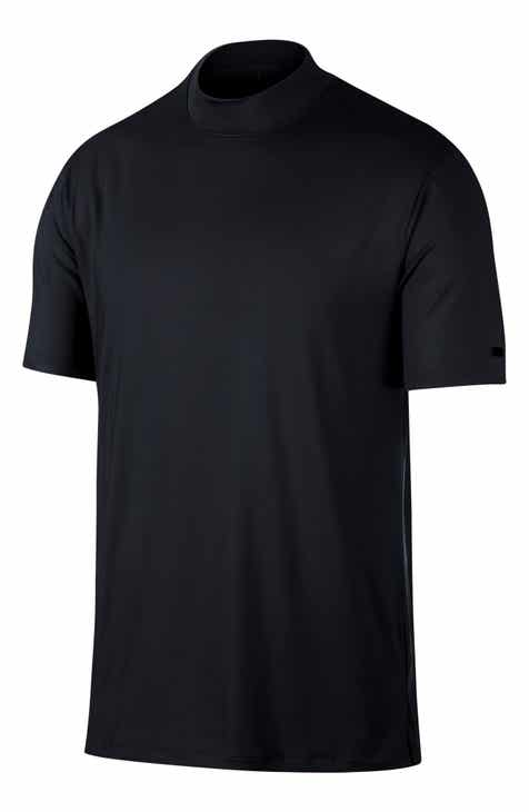 8d5dc099aeb6 Nike Golf Dri-FIT TW Vapor Mock Neck Top