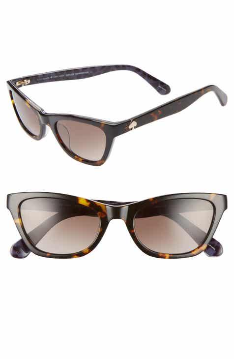 1fed81076c kate spade new york johneta 51mm cat eye sunglasses