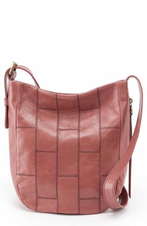 158ad28a639e Hobo Kharma Patchwork Calfskin Leather Bucket Bag