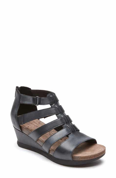 8471b04c59e Rockport Cobb Hill Shona Gladiator Sandal (Women)