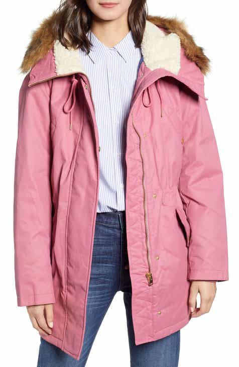 J.Crew Perfect Winter Parka with Faux Fur Trim (Regular 9a78b2122