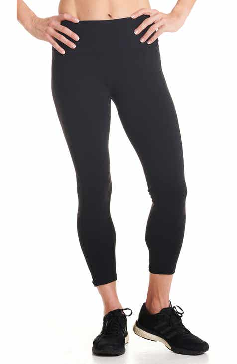 Oiselle O-Mazing Three-Quarter Running Tights by OISELLE