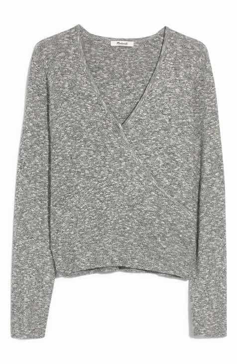 427bb3c608d Women s Grey Sweaters