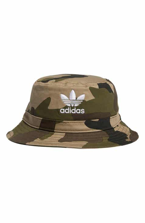 7e9aa127875 adidas Originals Camo Bucket Hat