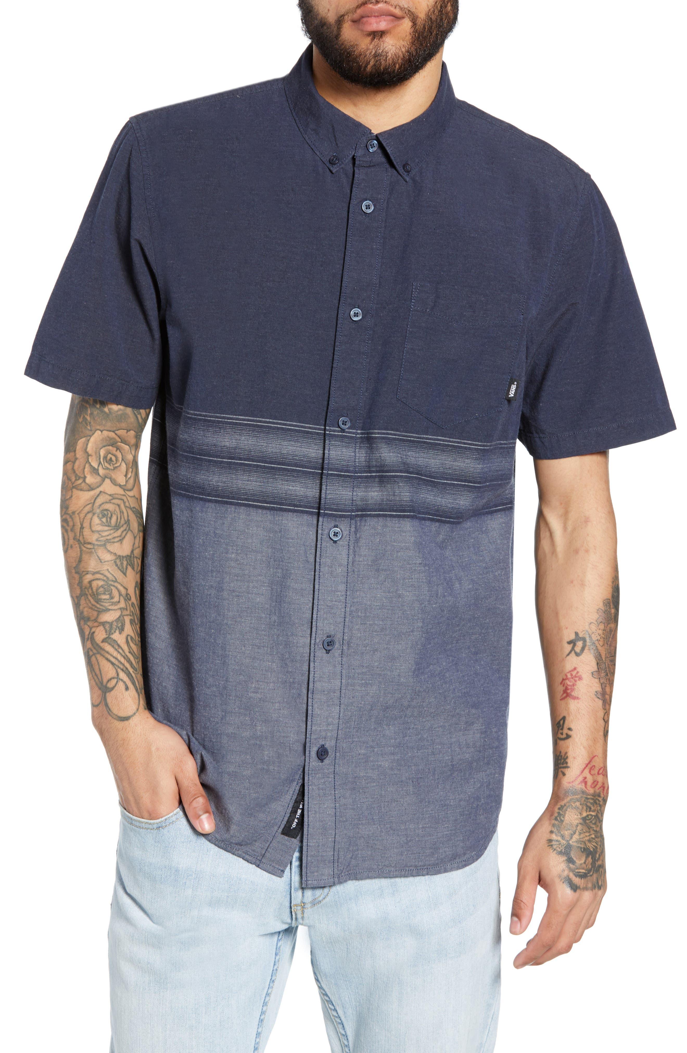 051e6e56e835 Men s Vans Shirts