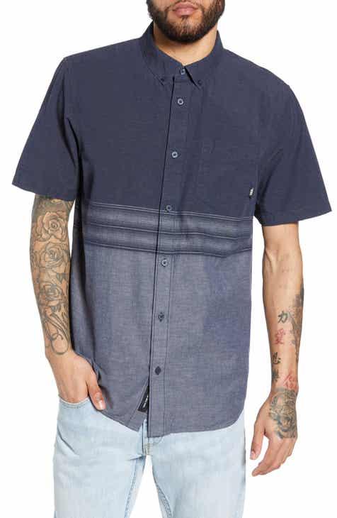 68b478c9e3 Vans Bertrand Woven Shirt