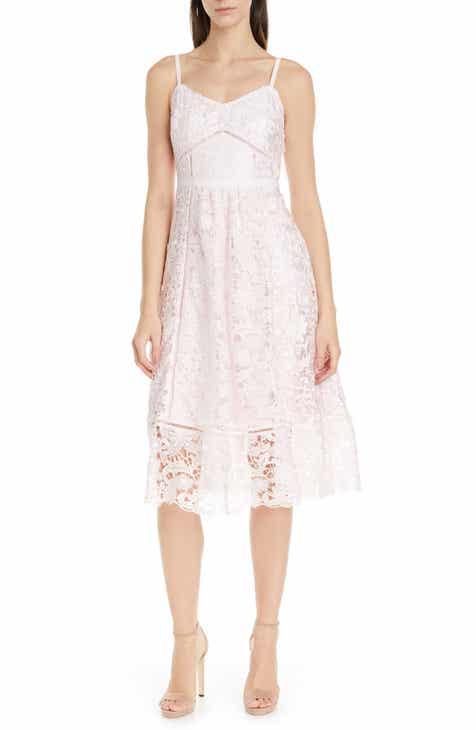5dcdbaf3d83860 Ted Baker London Valens Lace Midi Dress