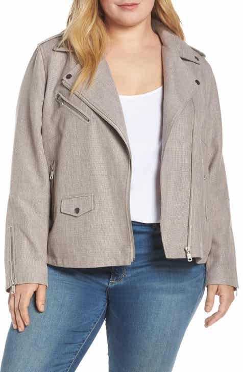 d2e4ca3bc6e Women s Avec Les Filles Plus-Size Coats   Jackets
