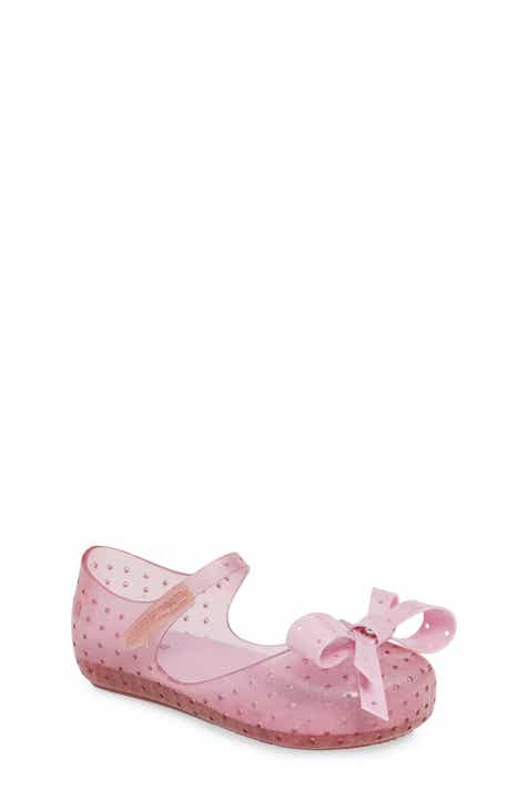 54090da7f876d1 Melissa Furadinha XI Perforated Mary Jane (Walker   Toddler)
