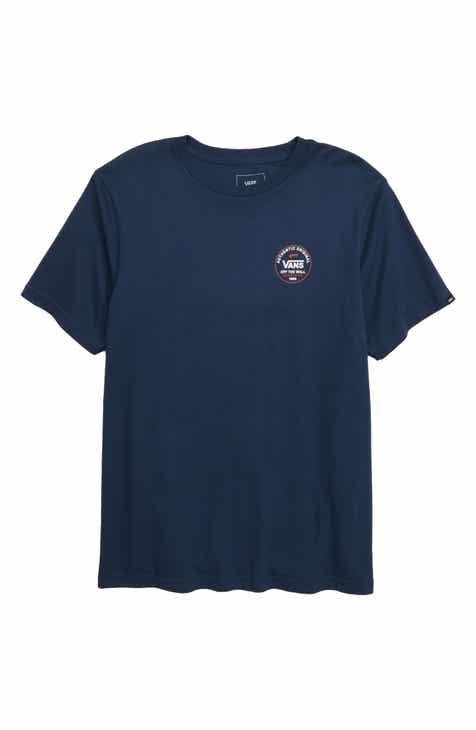 de7da38b0bf Vans SVD Graphic T-Shirt (Big Boys)