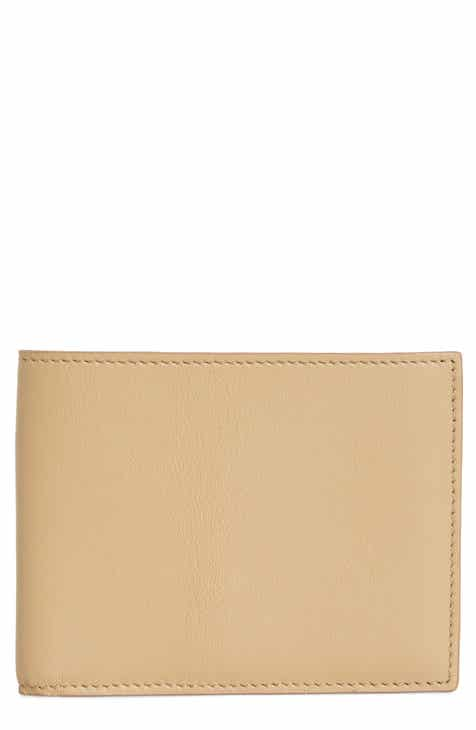f0ca1d2393c5 Common Projects Bifold Nappa Leather Wallet