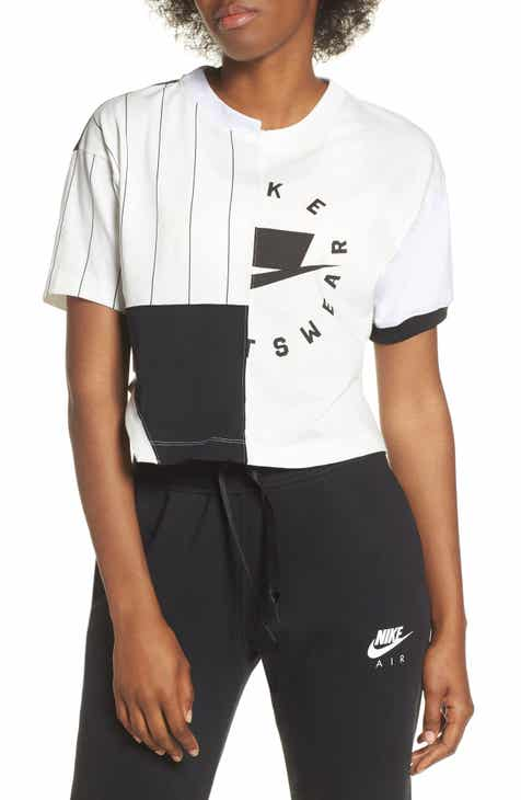 ac36d56a5d54 Nike Sportswear NSW Women s Short Sleeve Top