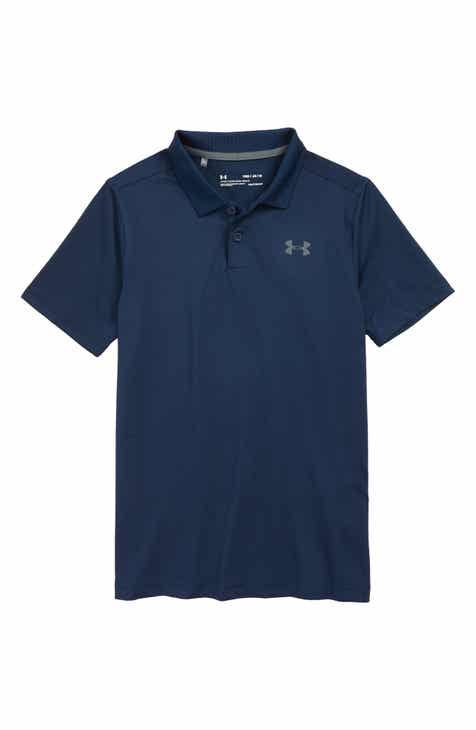 34996a773 Under Armour HeatGear® Performance Polo (Little Boys & Big Boys)