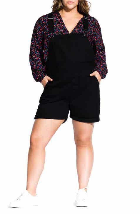 827e49f2a72 City Chic Women s Black Plus-Size Clothing