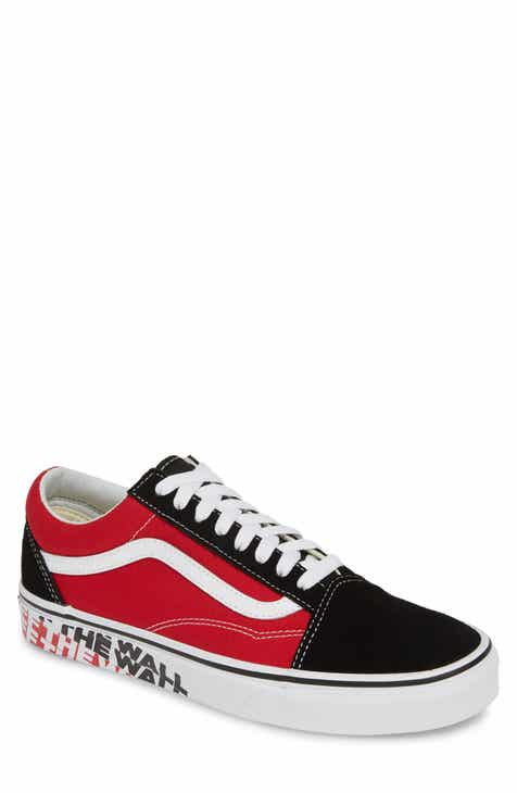 ece05513619 Vans Men s Black Shoes   Fashion
