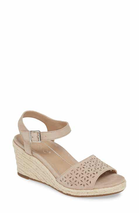 0788d1dd504 Vionic Ariel Perforated Wedge Sandal (Women)