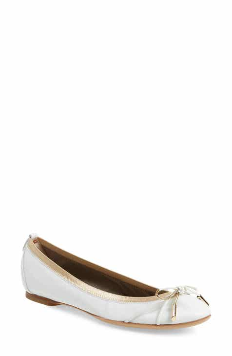 c85a8044c703 AGL Gold Bow Ballet Flat (Women).  360.00. Product Image