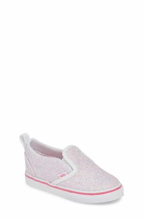 e68639a9d1d Vans Slip-On V Sneaker (Baby
