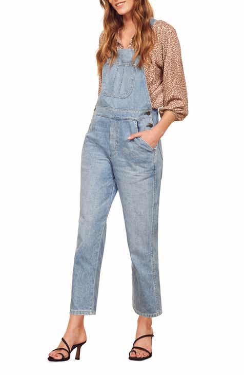 Reformation Smith Overalls by REFORMATION