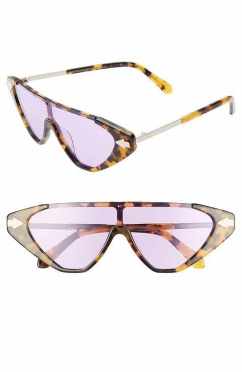 43e69bbb20e Karen Walker Hallelujah 125mm Shield Sunglasses