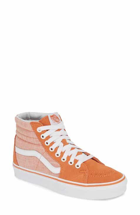 1e64572f496 Vans Sk8-Hi Chambray Sneaker (Women)