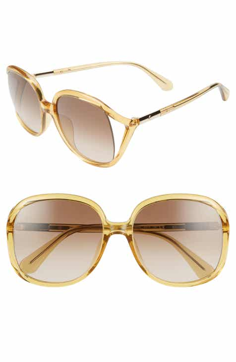 120049bddab kate spade new york mackennas 58mm gradient square sunglasses