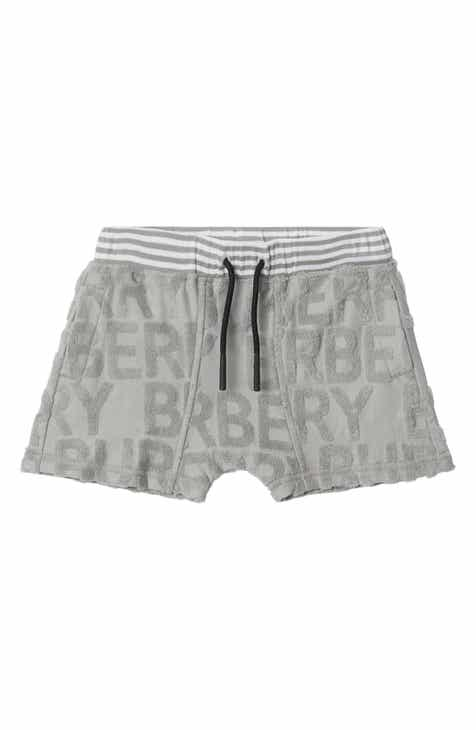 71efcb0fe05 Burberry Mini Mick Drawstring Shorts (Baby)