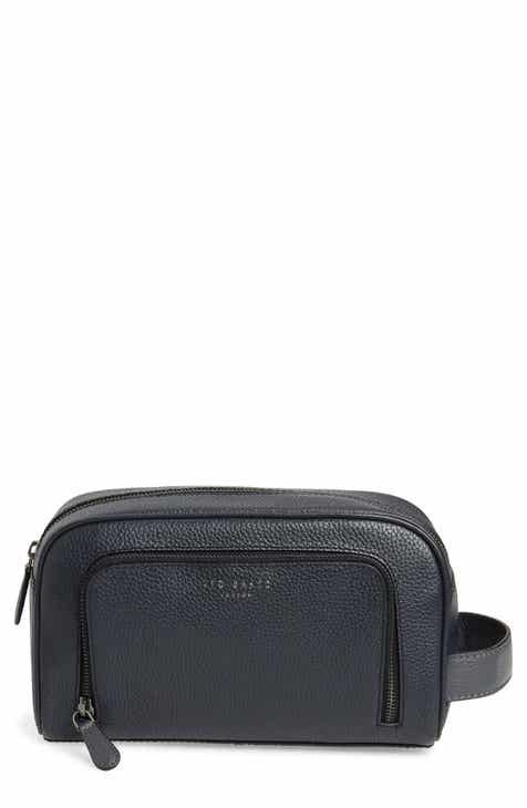 f500b05366 Ted Baker London Leather Travel Kit