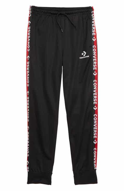 cc5168384e15d5 Converse Logo Tape Jogger Pants (Big Boys)