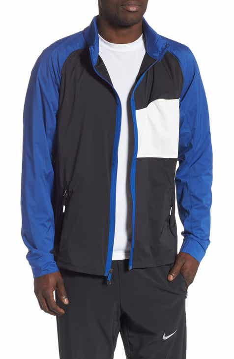4104de3e5c45 Nike Shield Water Resistant Golf Jacket