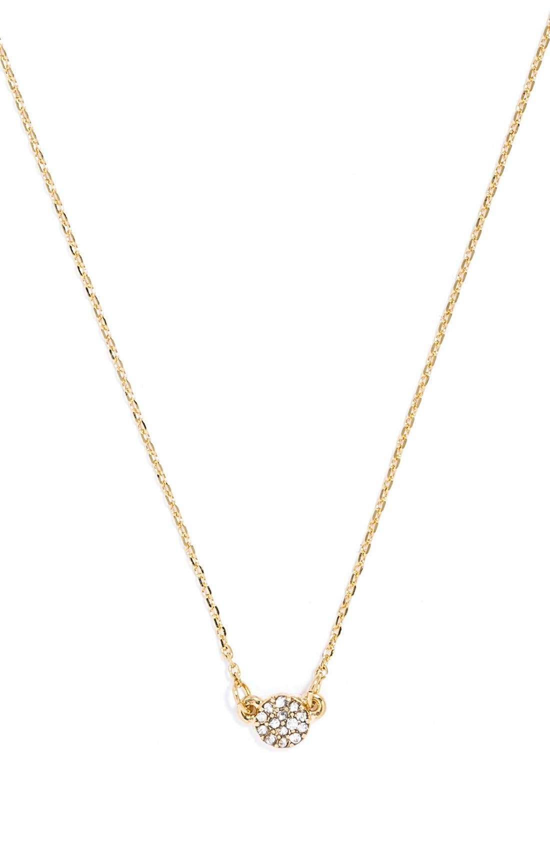 'Pyramid' Layered Necklace Gift Set,                             Alternate thumbnail 7, color,                             Gold