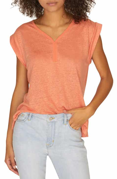 d4feef72254 Women s Orange Tops