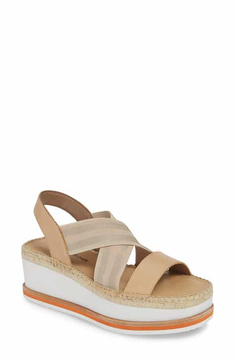 d449d466db7a Donald Pliner Audrey Wedge Sandal (Women)