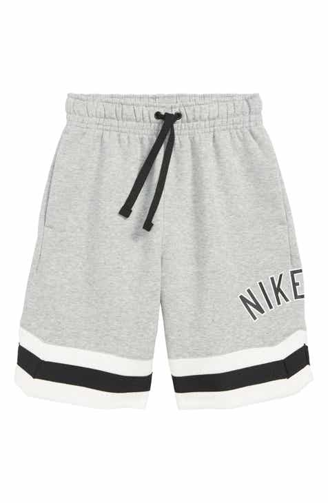 2624ffa29f0b Nike Air Fleece Shorts (Little Boys   Big Boys)