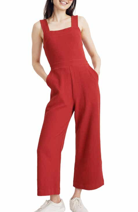 aa8e00350ce Madewell Women s Rompers   Jumpsuits Clothing   Accessories