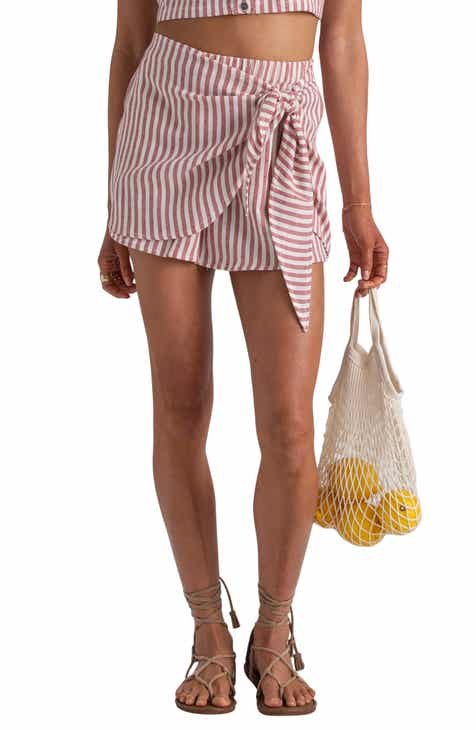 2b532f2526d27 Billabong x Sincerely Jules Beyond the Palms Skirt