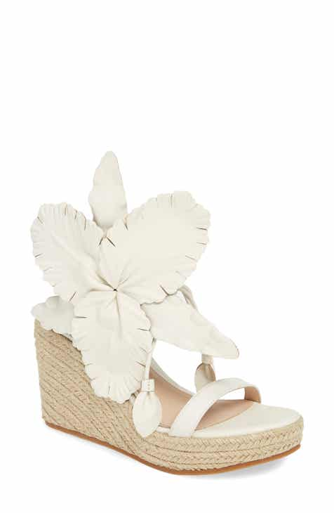 f3e3e9f6f02 Cecelia New York Lily Platform Wedge Sandal (Women)