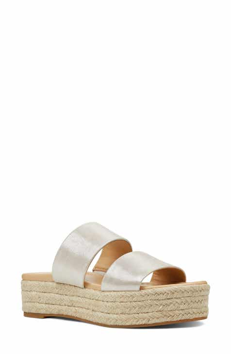 1aefbfcbc721 Nine West Isabella Platform Slide Sandal (Women)