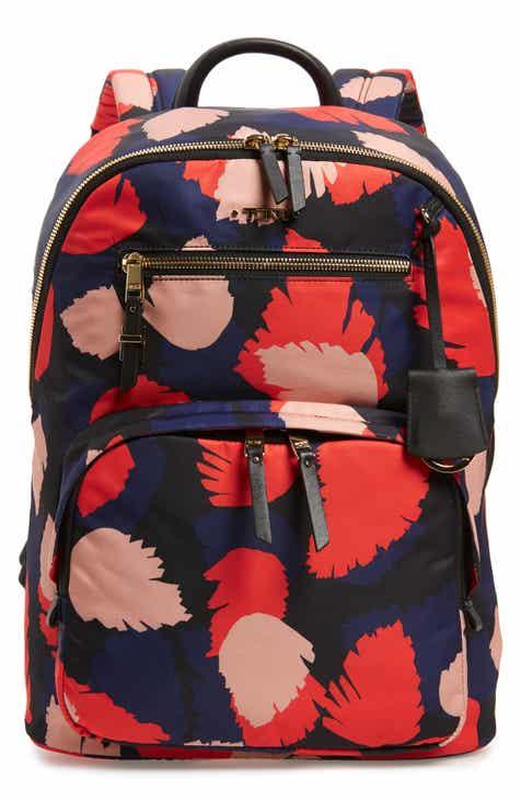 95941e54db7bc4 Tumi Voyageur Hagen Print Nylon Backpack