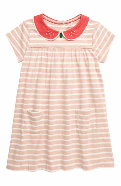 12541bb3a1216 Mini Boden Collared Jersey Dress (Baby & Toddler Girls)