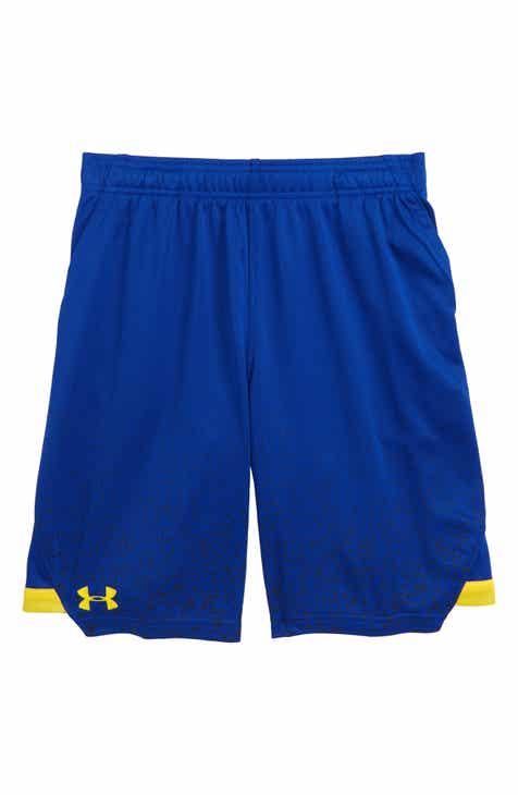 a4fe624070e Under Armour SC30 Athletic Shorts (Big Boys)