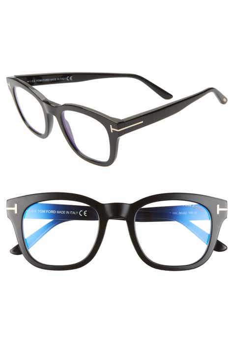 64c0c38b8a Tom Ford 50mm Blue Light Blocking Glasses