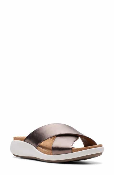 04c978d703f6 Clarks® Bali Go Slide Sandal (Women)