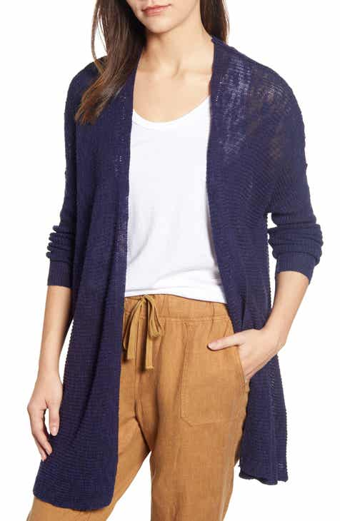801bf5ba81d Caslon® Open Cardigan (Regular   Petite)