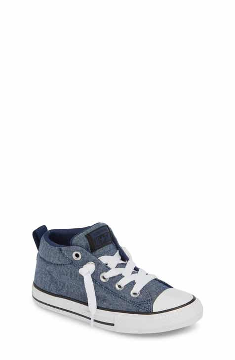 newest 0a1a4 7abd0 Converse Chuck Taylor® All Star® Street Mid Top Sneaker (Baby, Walker,  Toddler, Little Kid   Big Kid)