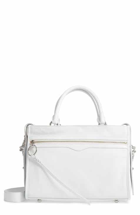 05da8a85f41 Rebecca Minkoff Bedford Zip Leather Satchel