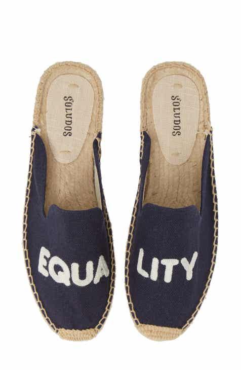 1bdac30dd77e Soludos Equality Espadrille Mule (Women)