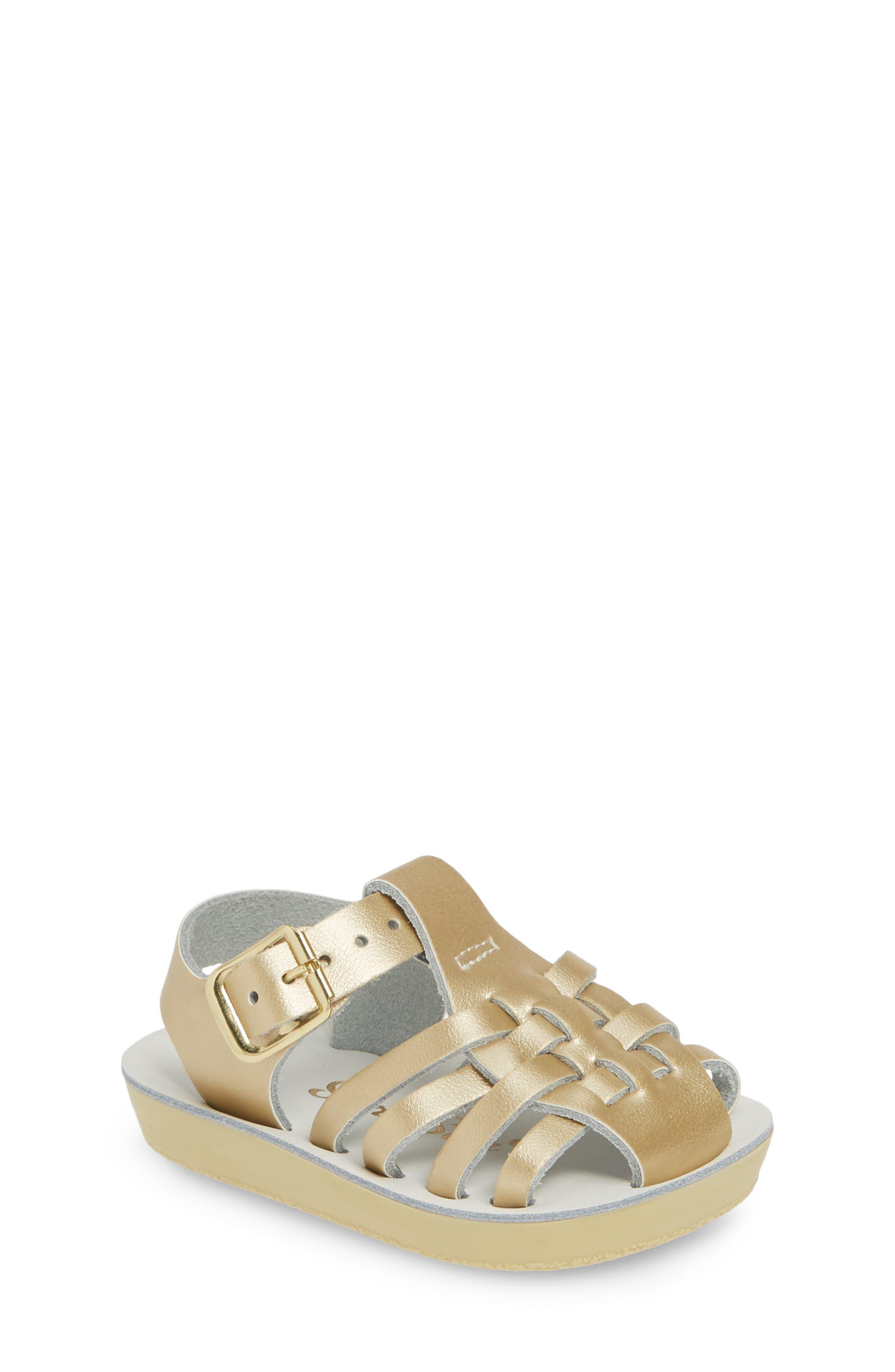 1b93dddf6 Girls  Salt Water Sandals By Hoy Shoes